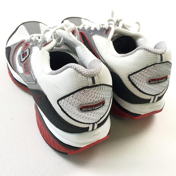 Skechers Mens Shape Up Shoes L13 R12 Mismatch